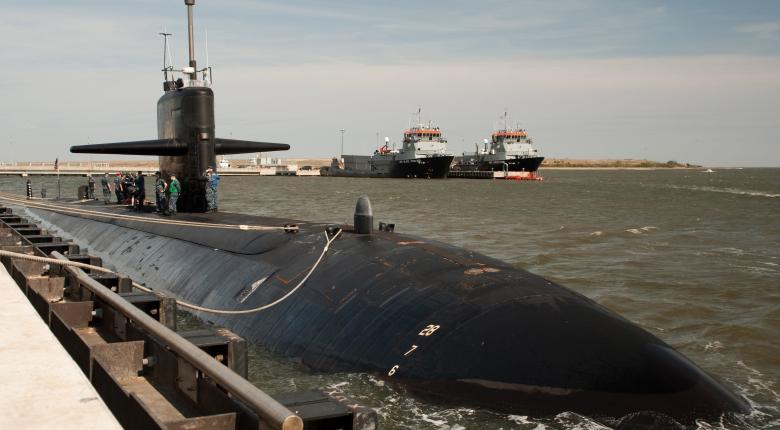 Βάση για πυρηνοκίνητα υποβρύχια στο Μαράθι θέλουν οι Αμερικάνοι - Κεντρική Εικόνα