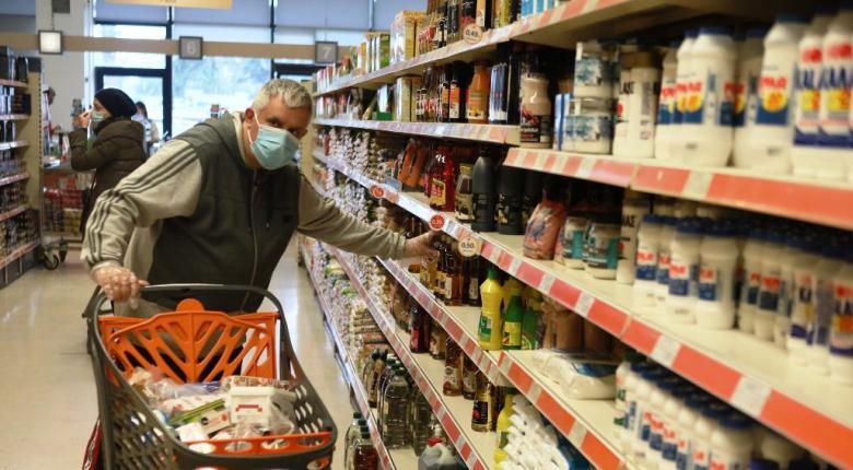 Lockdown-σούπερ μάρκετ: Απαγόρευση στην πώληση διαρκών αγαθών από την Τετάρτη - Κεντρική Εικόνα