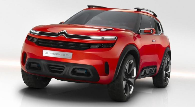 Η Citroën εισβάλει δυναμικά στον κόσμο των SUV (photo) - Κεντρική Εικόνα