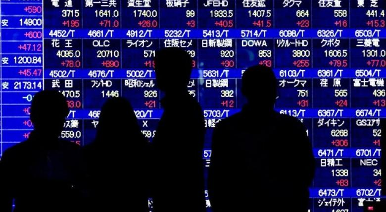 Ιαπωνία-Χρηματιστήριο: Με μικρή πτώση το κλείσιμο - Κεντρική Εικόνα
