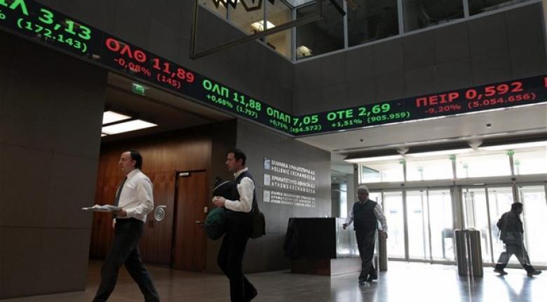 Χ.Α.: Σε θετικό έδαφος η αγορά, στα επίπεδα των 840 μονάδων ο Γενικός Δείκτης - Κεντρική Εικόνα