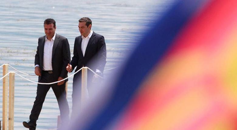ΣΥΡΙΖΑ: Η πολιτική της κυβέρνησης ΣΥΡΙΖΑ για τη Συμφωνία των Πρεσπών, δικαιώνεται απόλυτα - Κεντρική Εικόνα