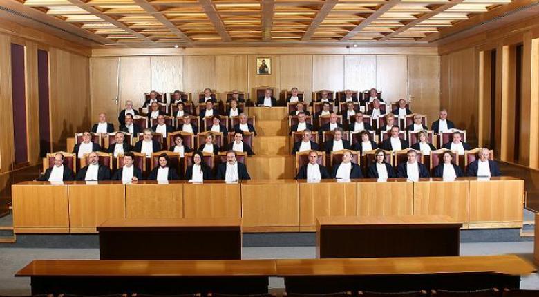 Η Ένωση Αθέων ζητεί να αφαιρεθεί η εικόνα της Παναγίας από το Συμβούλιο της Επικρατείας - Κεντρική Εικόνα