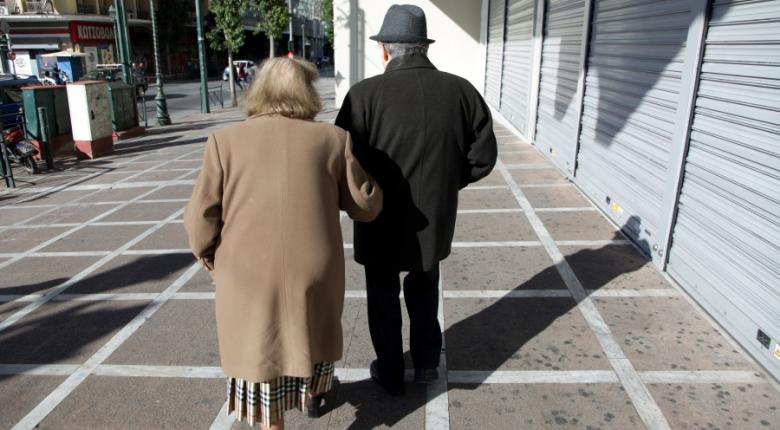 Γερνάει δραματικά ο πληθυσμός της Ελλάδας - Κεντρική Εικόνα