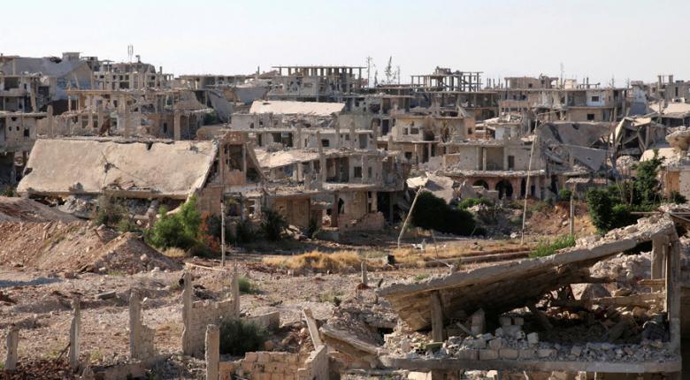 Συρία: Ο στρατός μπήκε στο τελευταίο προπύργιο του ISIS στην επαρχία της Χομς - Κεντρική Εικόνα