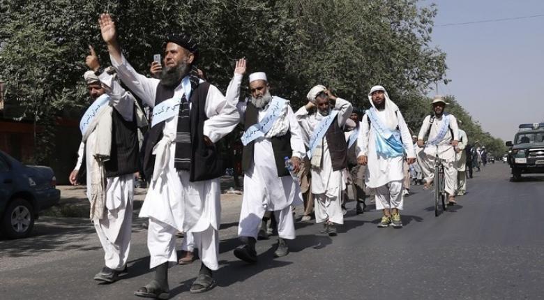 Ιστορική συμφωνία ΗΠΑ-Ταλιμπάν - Κεντρική Εικόνα