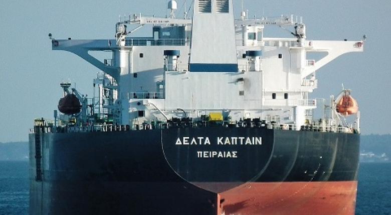 Tάνκερ με μεγάλη ποσότητα μεθανίου προσάραξε έξω από το λιμάνι του Ηρακλείου - Κεντρική Εικόνα