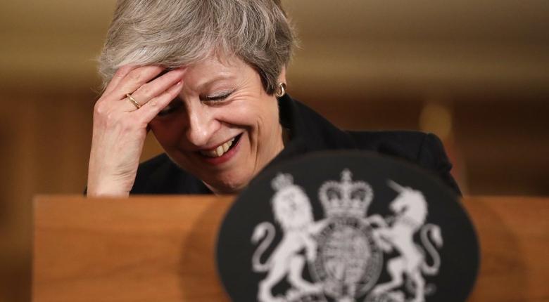 Μέι: Ανούσια η επέκταση του Άρθρου 50 και η αναβολή του Brexit - Κεντρική Εικόνα