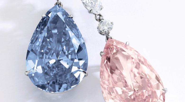 Στο σφυρί το βασιλικό διαμάντι Μπλε Φαρνέζε - Κεντρική Εικόνα