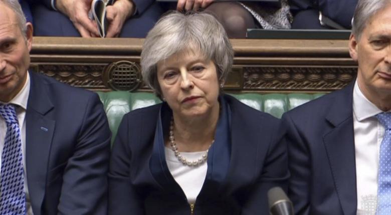 Η Μέι θα παραμείνει βουλευτής αφού αποχωρήσει από τον πρωθυπουργικό θώκο - Κεντρική Εικόνα