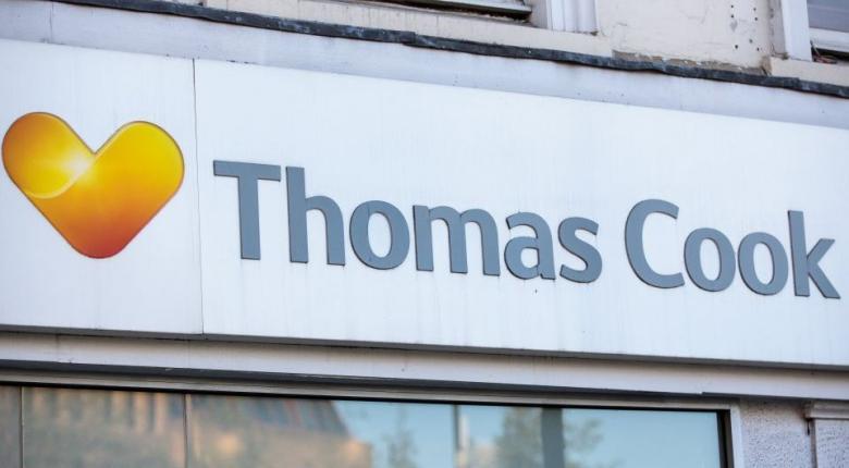 Στα πρόθυρα κατάρρευσης η Thomas Cook - Κεντρική Εικόνα