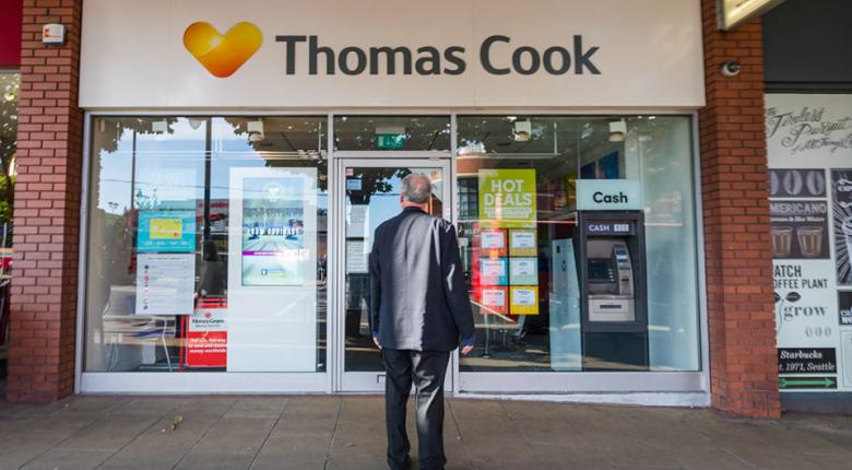 Thomas Cook: Βρέθηκε αγοραστής για τα 555 καταστήματα του πρώην κολοσσού - Κεντρική Εικόνα