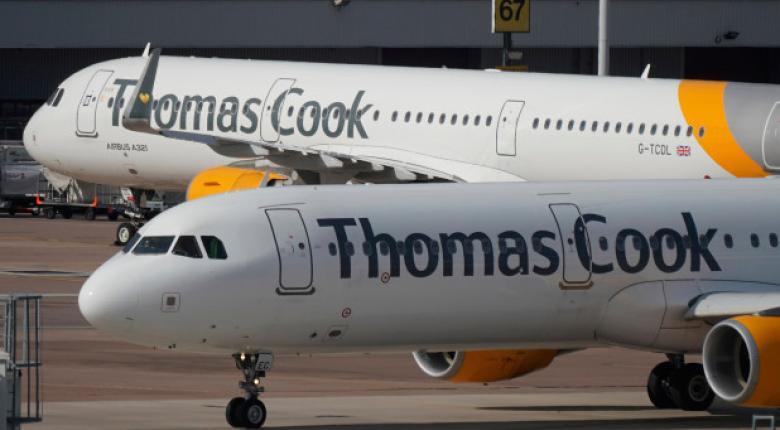 Στα 315 εκατ. ευρώ η ζημία των ξενοδοχείων εξαιτίας της Thomas Cook - Κεντρική Εικόνα