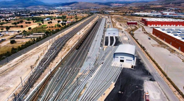 Εκκίνηση στην κατασκευή του μεγαλύτερου εμπορευματικού κέντρου στην Ελλάδα - Κεντρική Εικόνα