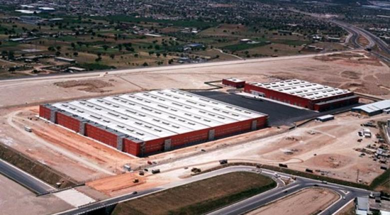 Κυρώθηκε η σύμβαση για την ανάπτυξη εμπορευματικού κέντρου στο Θριάσιο Πεδίο - Κεντρική Εικόνα