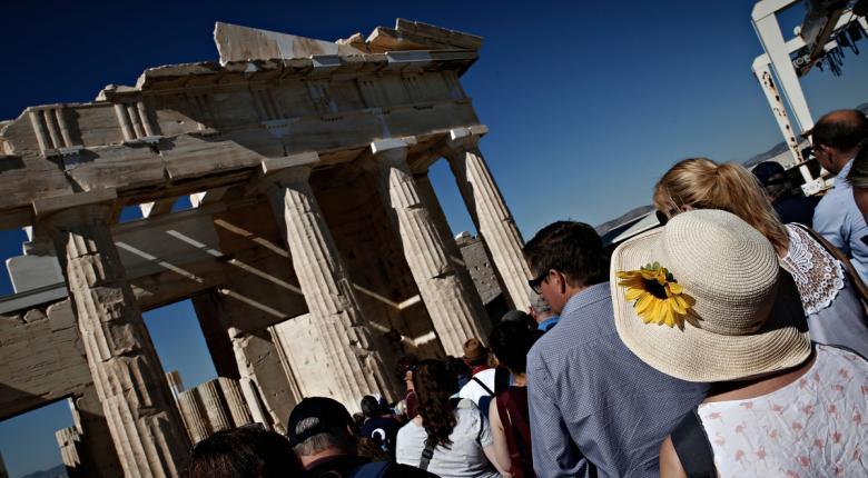 Αυξημένα κατά 37% τα τουριστικά έσοδα το α' τρίμηνο - Κεντρική Εικόνα