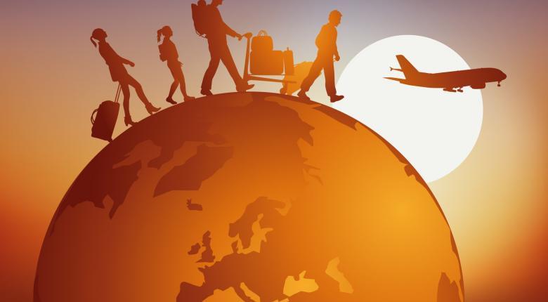 Η ευρωπαϊκή τουριστική βιομηχανία χάνει 1 δισ. τον μήνα λόγω του κορονοϊού - Κεντρική Εικόνα