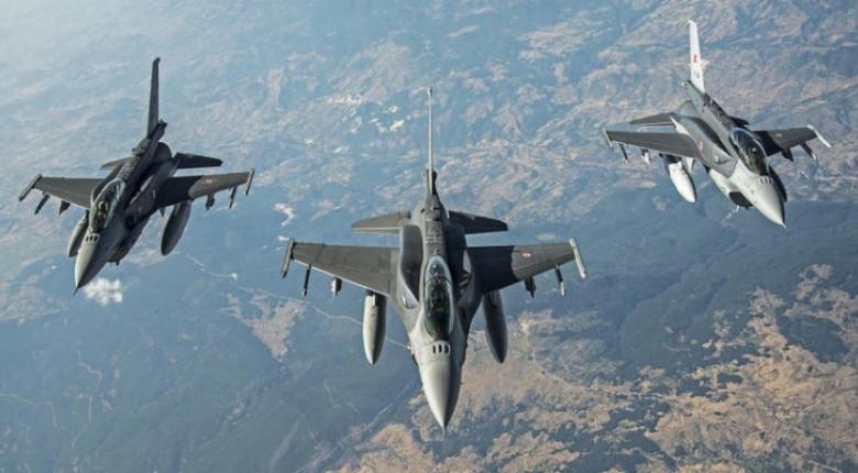 Έξι τουρκικά αεροσκάφη πέταξαν πάνω από την Κίναρο - Σχόλιο Π. Καμμένου  - Κεντρική Εικόνα