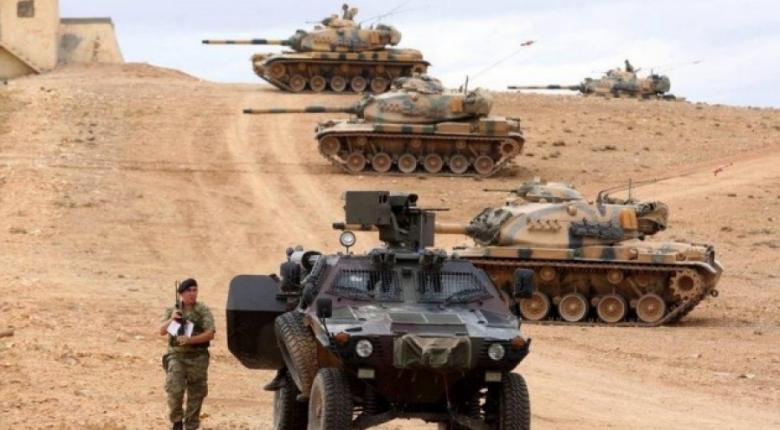 Ενισχύσεις στα σύνορά της με την Συρία αποστέλλει η Άγκυρα - Κεντρική Εικόνα