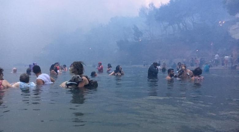 Βούτσης: Η κλιματική κρίση και οι κυβερνητικές ευθύνες δεκαετιών υπεύθυνες για την τραγωδία στο Μάτι - Κεντρική Εικόνα