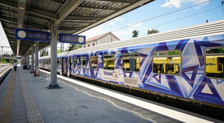 Ο Σπίρτζης εξήγγειλε τη δημιουργία δύο νέων σιδηροδρομικών σταθμών εντός Αττικής - Κεντρική Εικόνα