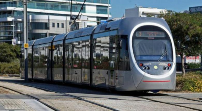 Διακοπή δρομολογίων του τραμ λόγω βλάβης στο σύστημα τηλεματικής - Κεντρική Εικόνα
