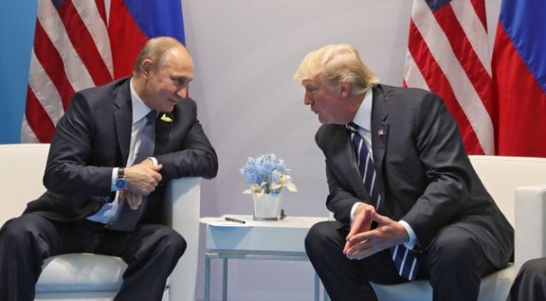 Συνάντηση Τραμπ-Πούτιν στο περιθώριο του G20 - Κεντρική Εικόνα
