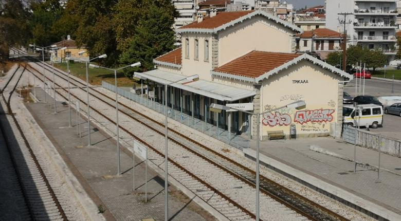 Ένα νοσταλγικό ταξίδι στο χθες του θεσσαλικού σιδηροδρόμου - Κεντρική Εικόνα