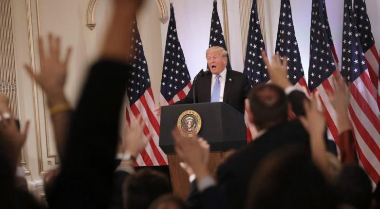 Ο Τραμπ επιθυμεί να συνεργαστεί σε μια σειρά θεμάτων με τους Δημοκρατικούς - Κεντρική Εικόνα