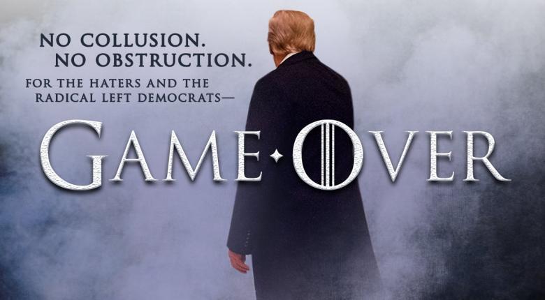 Με Game of Thrones απαντά ο Τραμπ στην έκθεση Μιούλερ - Κεντρική Εικόνα