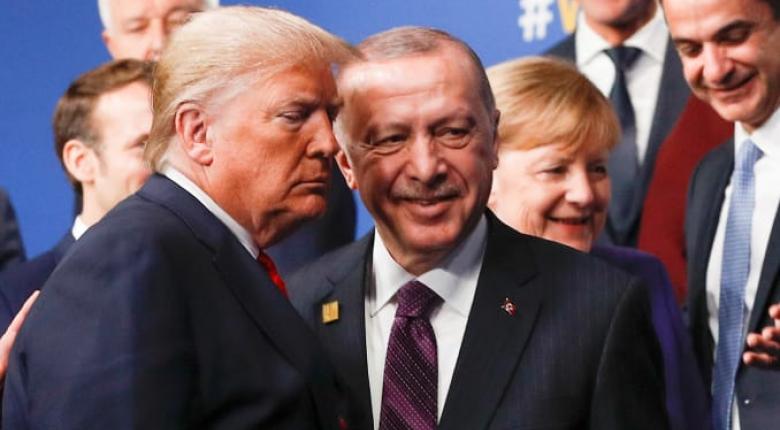Συνάντηση Τραμπ - Ερντογάν στο ΝΑΤΟ, πριν το ραντεβού με Μητσοτάκη - Κεντρική Εικόνα