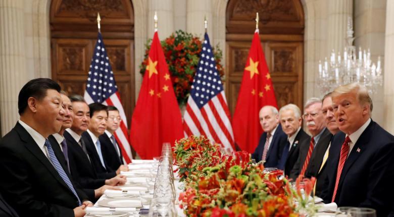 Πιθανόν τον Απρίλιο η συνάντηση Τραμπ-Σι για μια εμπορική συμφωνία - Κεντρική Εικόνα