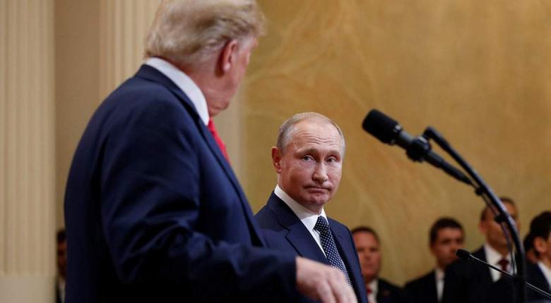 Ο Πούτιν πρότεινε στον Τραμπ να αγοράσει υπερηχητικά όπλα από την Ρωσία - Κεντρική Εικόνα