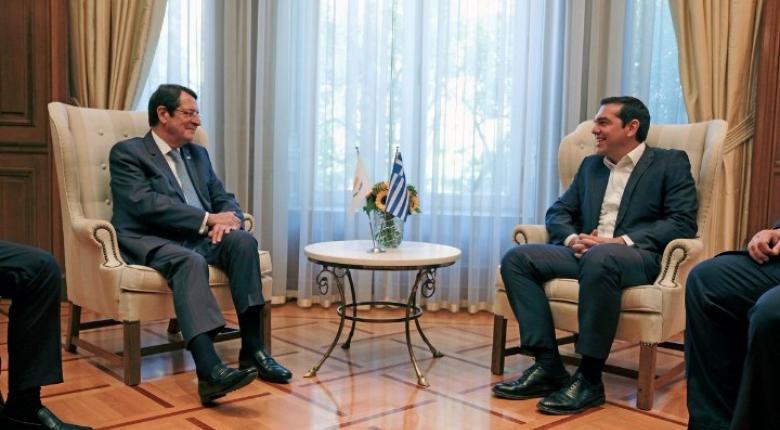 Τσίπρας: Η σταθερή μας στάση έχει δημιουργήσει προϋποθέσεις για το Κυπριακό - Κεντρική Εικόνα
