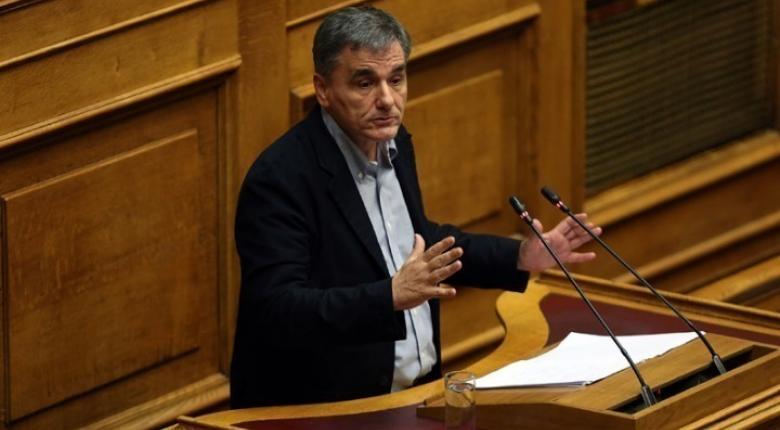 Τσακαλώτος: Επιστροφή στην κανονικότητα ο νέος νόμος για τα «κόκκινα» δάνεια - Κεντρική Εικόνα