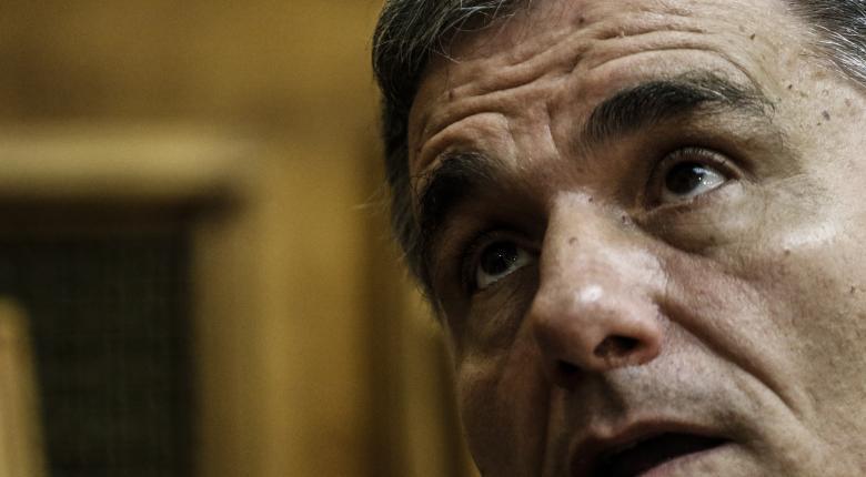 Τσακαλώτος: Κίνδυνος να ζητήσει το ΔΝΤ μείωση αφορολόγητου το 2019 - Κεντρική Εικόνα