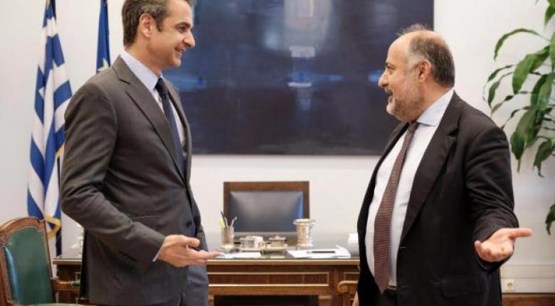 Ο Δημήτρης Τσιόδρας αναλαμβάνει διευθυντής του γραφείου Τύπου του πρωθυπουργού - Κεντρική Εικόνα