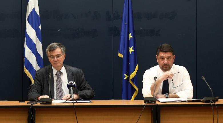 Κορωνοϊός: Στους 125 οι νεκροί στην Ελλάδα - Eπικρίσεις Τσιόδρα-Χαρδαλιά για τα νέα κρούσματα σε κλινικές - Κεντρική Εικόνα