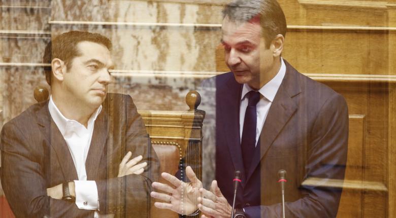 Σύγκρουση Μαξίμου - ΝΔ για την «ανταλλαγή» των συντάξεων με το Σκοπιανό - Κεντρική Εικόνα