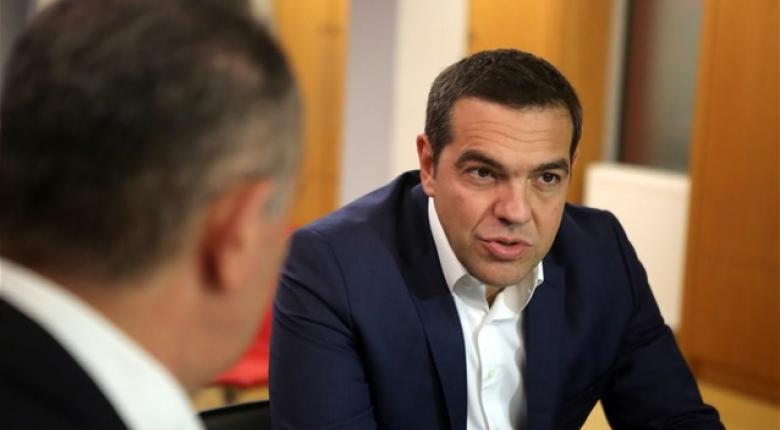 Τσίπρας στη Figaro: Η ΝΔ διαψεύδει τις προσδοκίες που η ίδια είχε καλλιεργήσει - Κεντρική Εικόνα