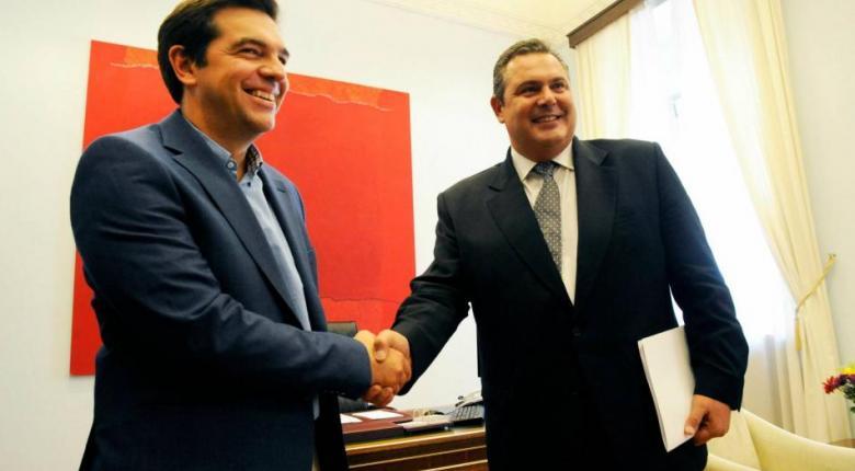 Guardian: «Ελλάδα, η μόνη χώρα της Ευρώπης με αριστερούς λαϊκιστές» - Κεντρική Εικόνα