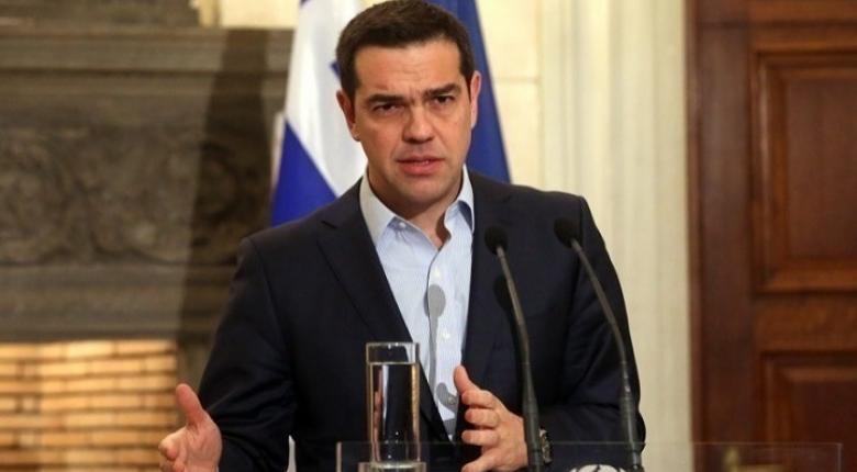 Τσίπρας: Ο Παπανδρέου θύμισε ότι ο λαός δεν μπορεί να ξεχνά τι σημαίνει δεξιά - Κεντρική Εικόνα