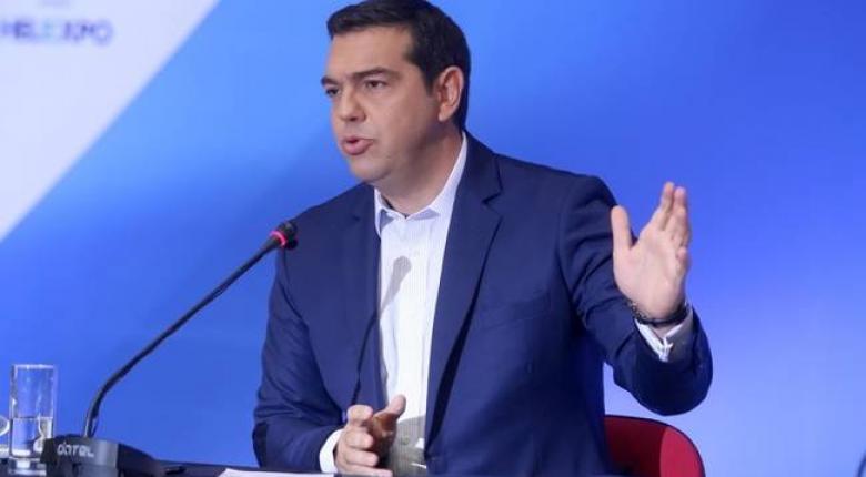 Αλ. Τσίπρας: Ψήφος εμπιστοσύνης στην ελληνική οικονομία η επένδυση της CMEC - Κεντρική Εικόνα