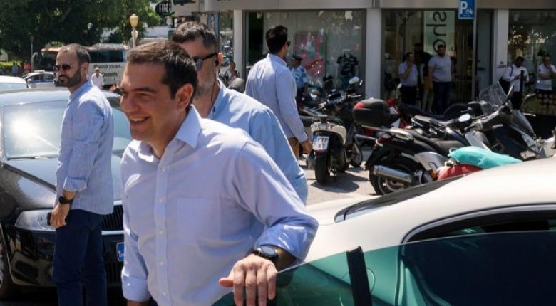 Τσίπρας: Θέλουν να κυβερνήσουν ξανά αυτοί που χρεοκόπησαν την Ελλάδα - Κεντρική Εικόνα