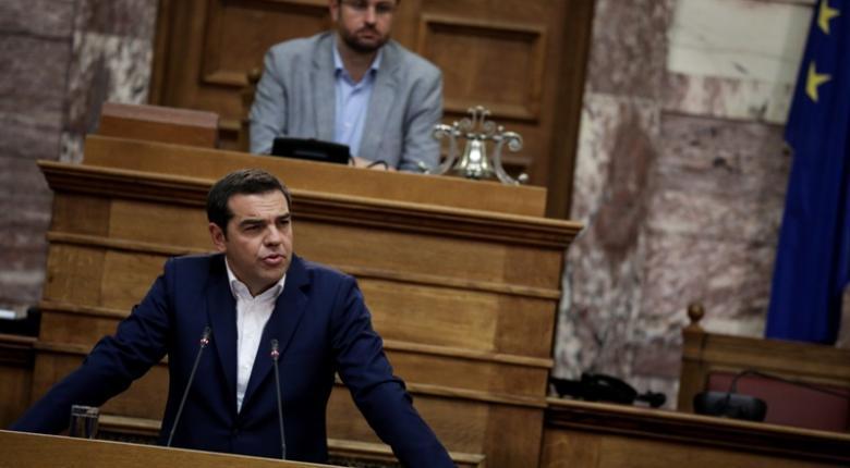 Πρωτοφανές επεισόδιο Τσίπρα-Τσακαλώτου στην Κ.Ο. ΣΥΡΙΖΑ: «Άντε να μην τα πάρω»! - Κεντρική Εικόνα