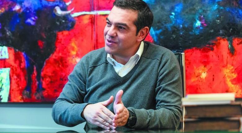 Τσίπρας: Ο Πρ. Παυλόπουλος ενώνει αντί να διχάζει - Ανάγκη εθνικής στρατηγικής απέναντι στην Τουρκία - Κεντρική Εικόνα