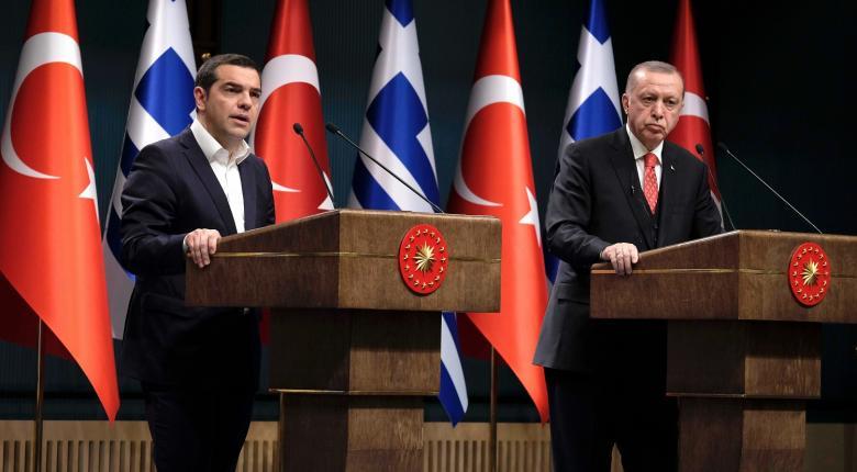 Spiegel: Σχέση συμφέροντος συνδέει τον Ερντογάν με τον Τσίπρα - Κεντρική Εικόνα