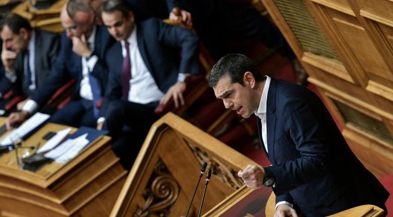 Βουλή: Διασταυρώνουν τα ξίφη τους για τα εργασιακά οι πολιτικοί αρχηγοί την Παρασκευή - Κεντρική Εικόνα
