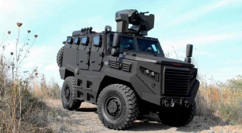 Ξεπουλάει το στρατιωτικό όχημα του Ερντογάν (video & photos) - Κεντρική Εικόνα