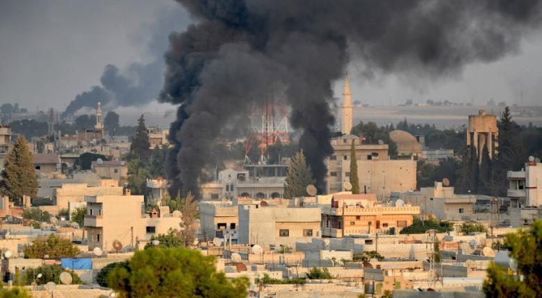 Συρία: Δεκάδες τουρκικές αεροπορικές επιδρομές, τουλάχιστον 15 οι πρώτοι νεκροί (Photos/Video) - Κεντρική Εικόνα